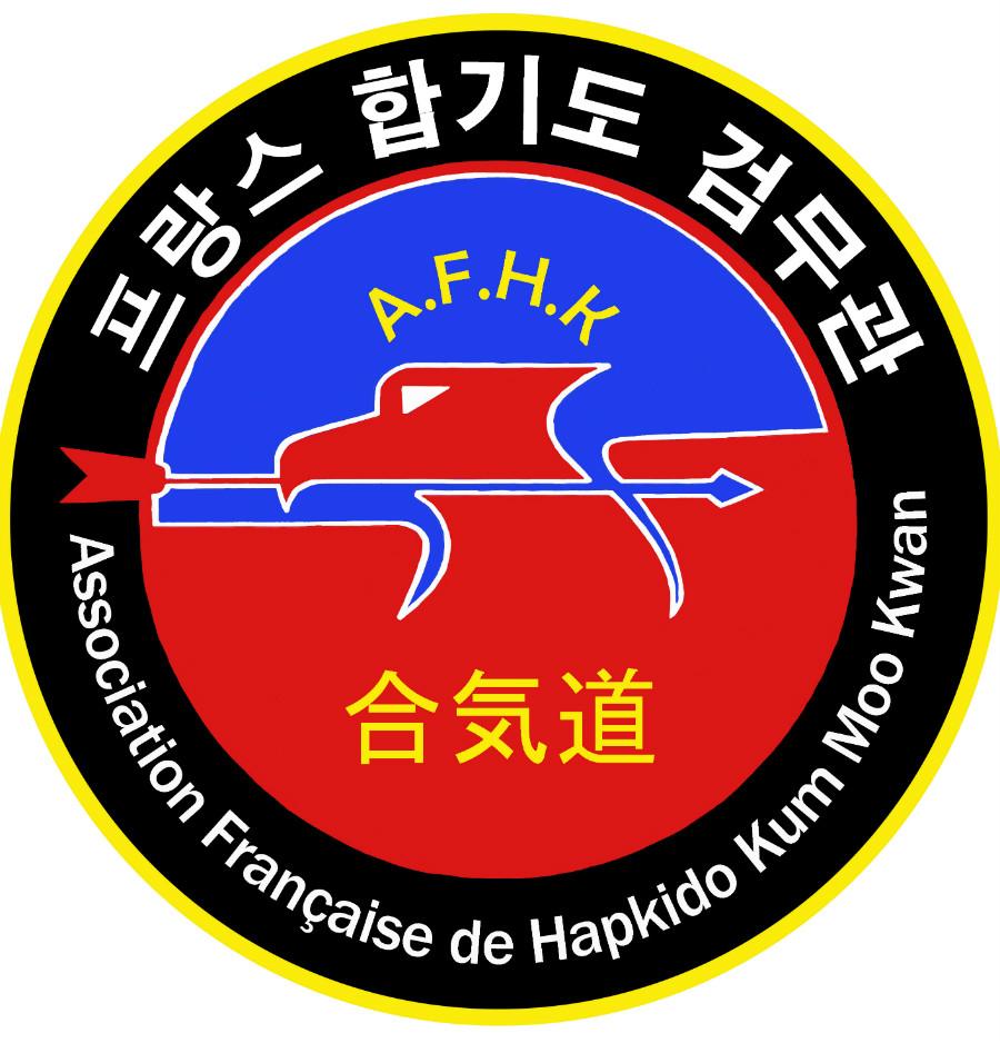 logo de l'Association Francais de Hapkido KumMooKwan